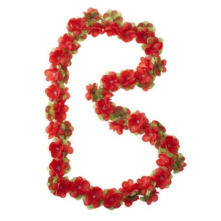BASIL GIRLANG ROSA ROSOR 130 CM