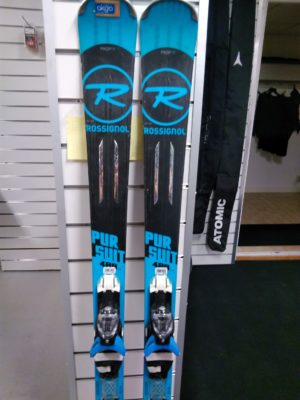 ROSSIGNOL PURSUIT 400 Carbon 163 cm