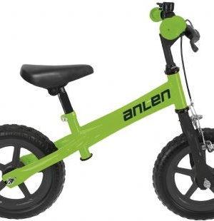 """Push Bike (Balanscykel) 12""""  Grön"""