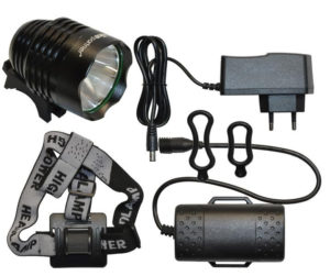 Lykta High Power 900 Lumen