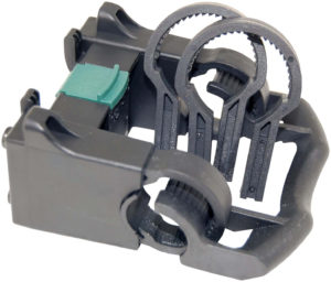 Beslag till framkorg - Snabbkoplingsadapter