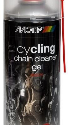 MOTIP  Chain cleaner GEL 400ml