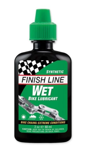 Olja Finish Line Wet (Cross country) 60ml