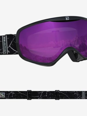 SALOMON SENSE BLACK MARBLE RUBY