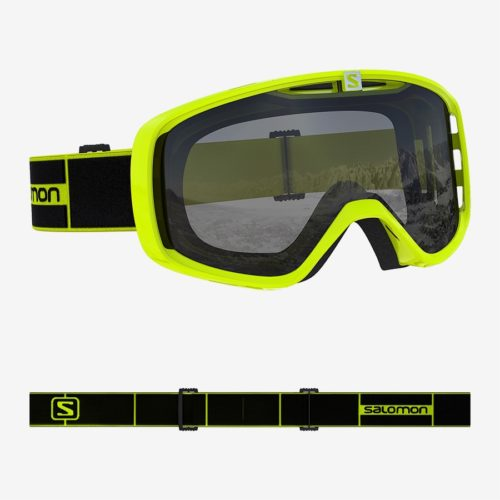 SALOMON AKSIUM ACCESS NEON YELLOW