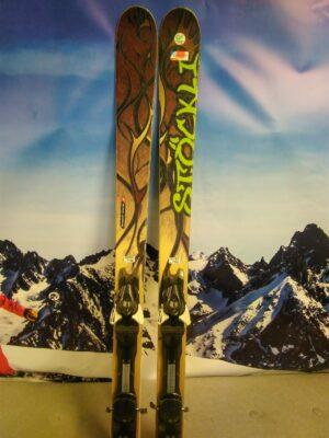 Begagnade Skidor